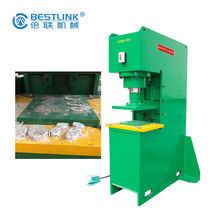 Bestlink Factory 40 Moldes Multifuctional Stone Stone Tile Stamping Machine